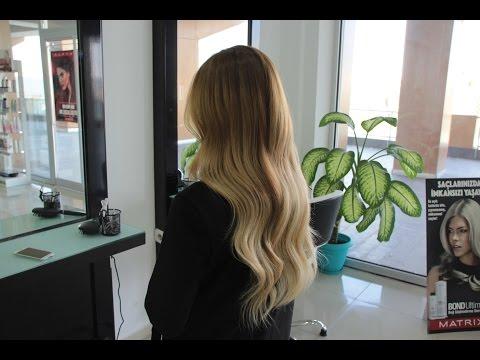 Vlog I  Keratin Saç Bakımı