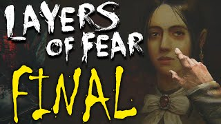 FINAL DO DEMÔNIO - LAYERS OF FEAR Detonado #FINAL!