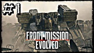 Front Mission Evolved : Letsplay PC Español.HD720p