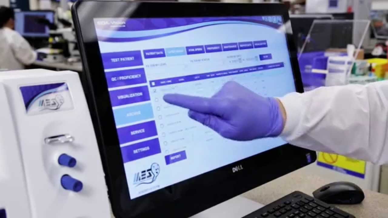 Sqa Vision Automated Semen Analysis Ivf And Sperm