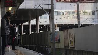 [MHフル〆‼️]名鉄2200系 2202f(快特豊橋行き)金山駅  入線MHフル〆‼️