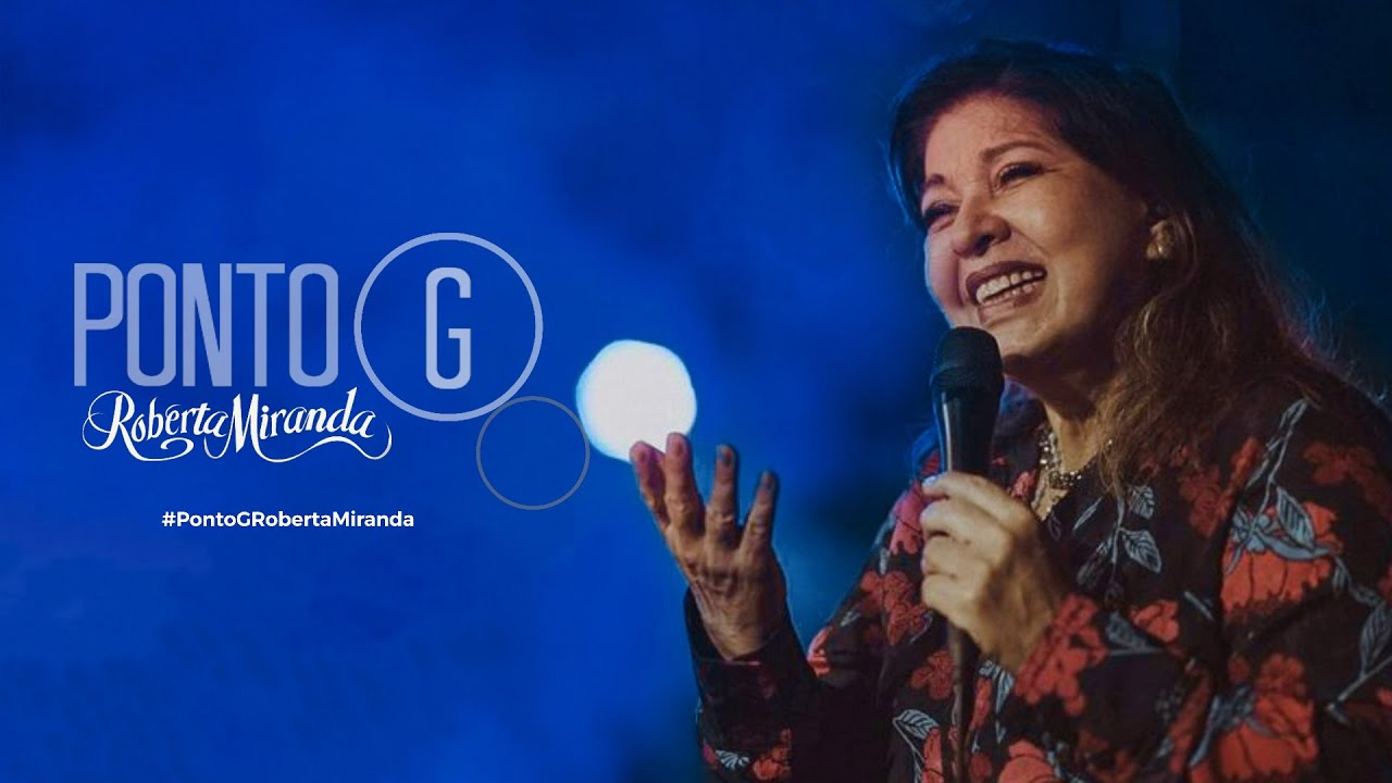 Roberta Miranda -  Ponto G (Clipe Oficial)