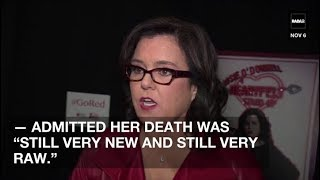 Depression, Sex Abuse & Suicidal Thoughts: Rosie O'Donnell Tells All