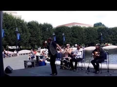 Flamenco - At The National Gallery Of Art Sculpture Garden - Washington DC - 9/14/2014.
