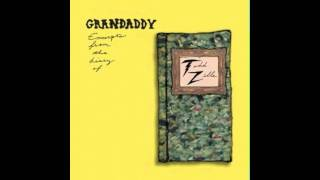 Watch Grandaddy Cinderland video