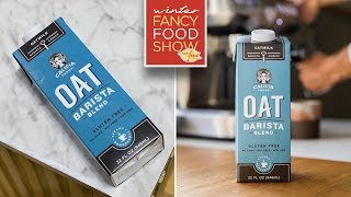 Winter Fancy Food Show 2019: Califia Innovates Around Oats, Coffee