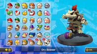 Mario Kart 8 All Characters thumbnail