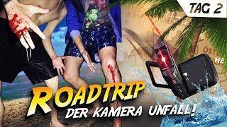 Kamera Unfall in Italien ★ KESSELRUN ROADTRIP - Tag 2