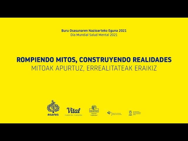 ROMPIENDO MITOS, CONSTRUYENDO REALIDADES
