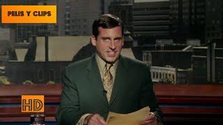 TODOPODEROSO - Bruce deja mal a Baxter   PELIS Y CLIPS HD ESPAÑOL