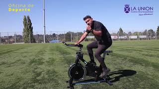 Oficina de Deporte / Vida Saludable en Cuarentena (Bicicleta Estática)