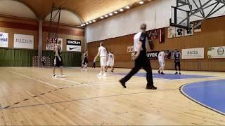 Kotkajengi - Aalto-Basket (20.10.2018)