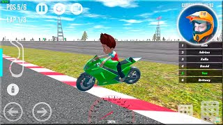 PAW Ryder Moto Racing 3D Game - Patrol Games #Bike Games