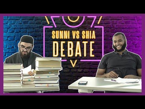 THE SUNNI VS SHIA DEBATE