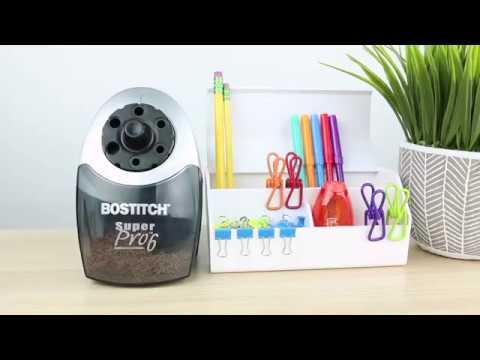 Bostitch SuperPro™ 6 Commercial Electric Pencil Sharpener