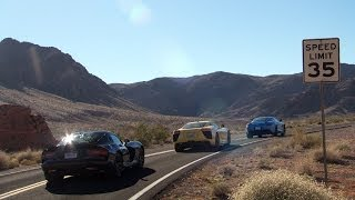 TOP GEAR's Drag Race in Reno Nevada: Great Moments with RICHARD HAMMOND - BBC America