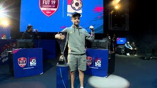 FINAL F2TEKKZ vs M10USTUN  FIFA 19 Global Series