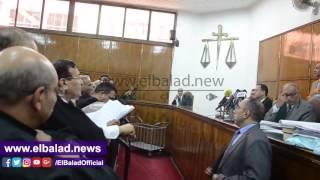 مشادات بين ممثلى الدولة ومحامي الادعاء أثناء نظر تيران وصنافير.. فيديو