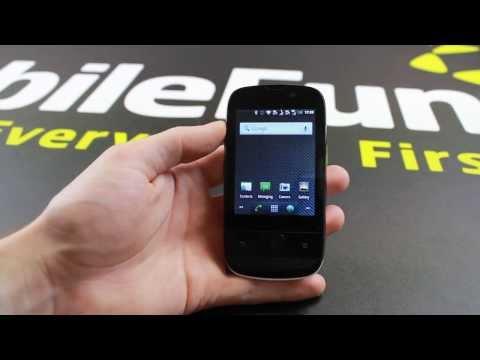 TecMobile You 25 Dual Sim Android Phone