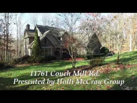 11761 Couch Mill Road, Knoxville TN | 2.5 Acres | West Knoxville Real Estate