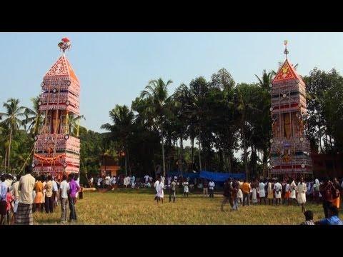 Malanada Kettukazhcha in Kollam
