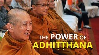 "Video Seminar Motivasi ""The Power Of Adhitthana"" download MP3, 3GP, MP4, WEBM, AVI, FLV September 2017"