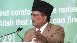 Ansarullah UK Ijtema 2018 Mr Rafiq Ahmad Hayat Inaugural Speech