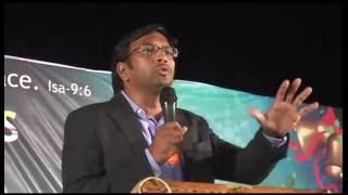Christmas Message 2015 | Part-1 | JNTUK UCE Vizianagaram by Dr. John Wesley