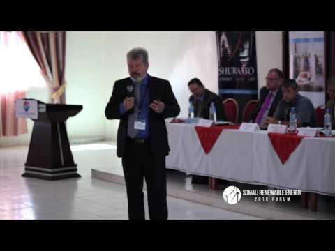 Plenary 4: International Support for Somali Renewable Energy