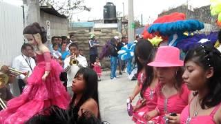 carnaval 2012 de san miguel tenancingo Tlaxcala segunda seccion