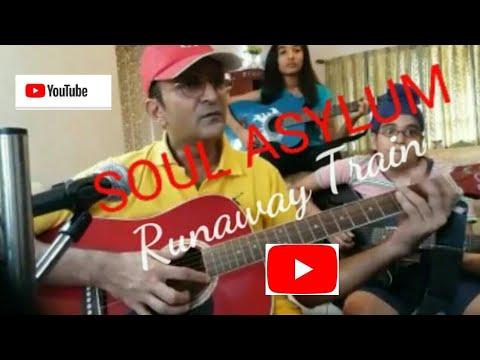 How to Play Runaway Train Soul Asylum cover Easy 5 Chord Tune Mp3 ...