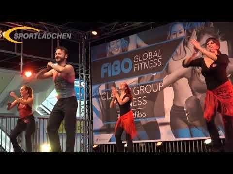 FIBO Köln 2018 - Olefit Flamenco Fitness