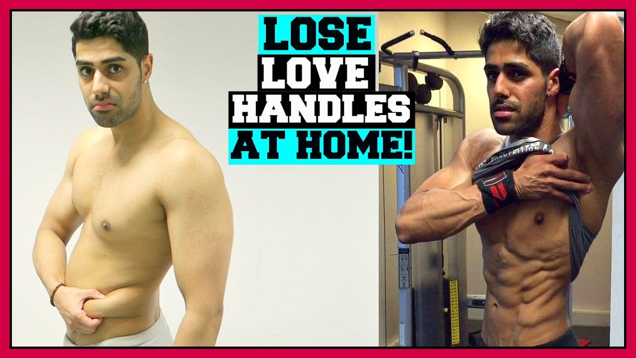 Best Workouts For Love Handles