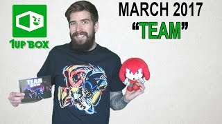 1-Up Box Unboxing w/ DanQ8000 -  March 2017: