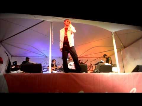 Wayne Wonder Performs At BeachFest Aug 2 2012
