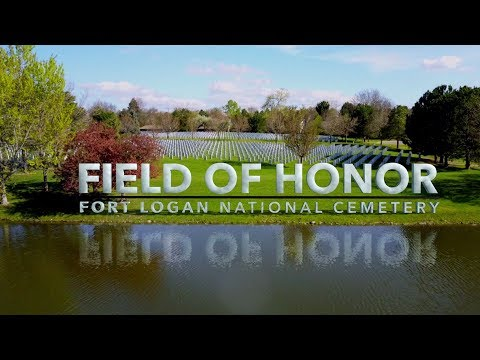 Field of Honor: Fort Logan National Cemetery