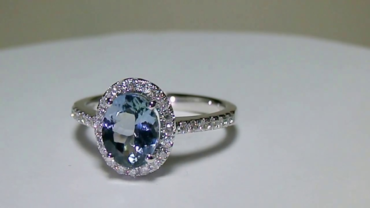 tanzanite engagement rings jared - 1280×720