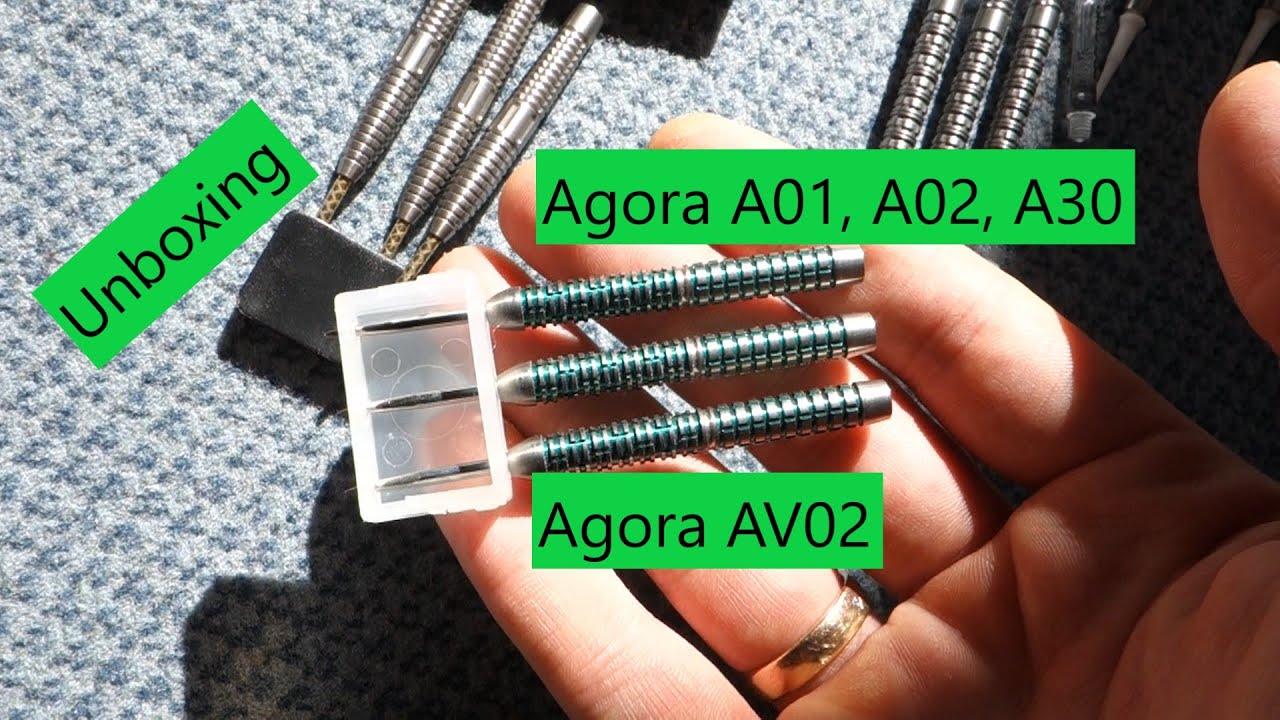 Agora, Agora ... Agora? Target Agora 24g A01, A02, AV02 und mal wieder der Unicorn Phase 1... ODER?!