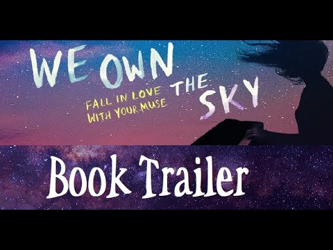WE OWN THE SKY Official Book Trailer #withcaptions #authortube