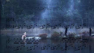 shadowshow - iamamiwhoami  (piano)