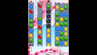 Candy Crush Saga Level 487 iPhone No Boosts