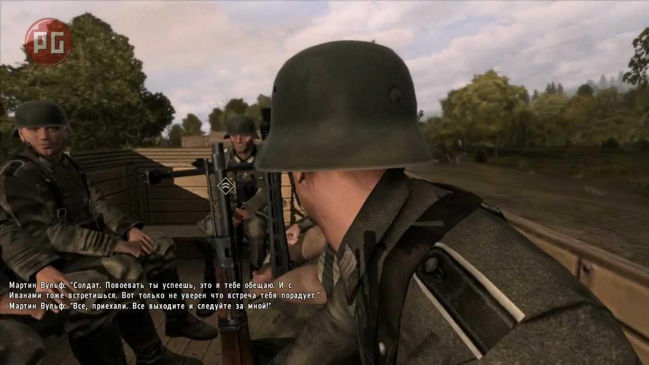 iron front liberation 1944