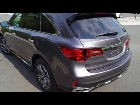 New 2017 Acura MDX Chantilly VA Acura Washington-DC, DC #AHL005743