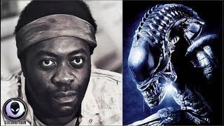"""Alien"" Actor Admits Seeing REAL Aliens! 7/28/17"