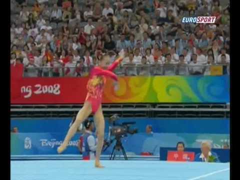 Yang Yilin - 08 Olympics - Qual FX