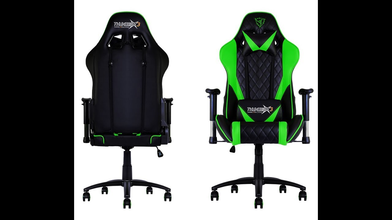 Sedia Gaming Kinsal Best Value Gaming Chair Thunder X3 Unbox Review