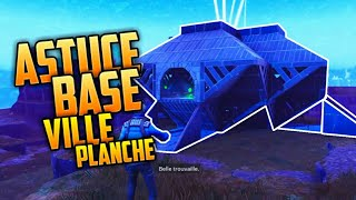 Fortnite: Saving the World, TIP Having the MORE BELLE base of VILLEPLANCHE (Bonus)
