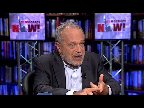 """Robert Reich on """"Saving Capitalism: For the Many, Not the Few"""""""