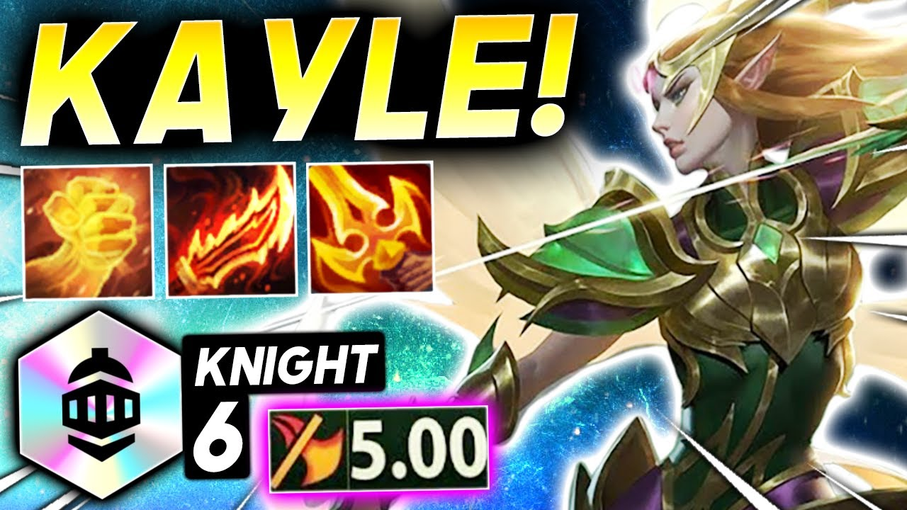 Download *KAYLE ⭐⭐ is THE BEST CHAMPION to WIN!* - TFT SET 5.5 Guide I Teamfight Tactics Best Ranked Strategy