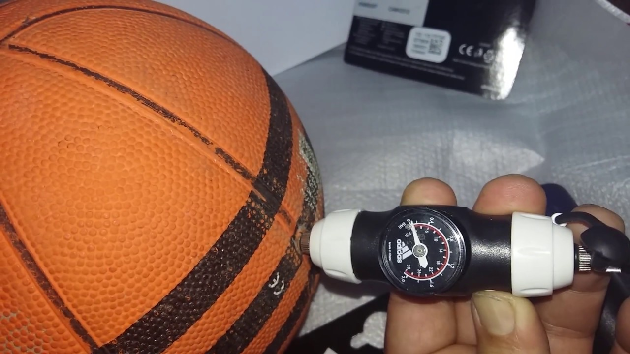 a9383244d5 Calibrador adidas para bolas de futebol basquete volei etc miguel sports